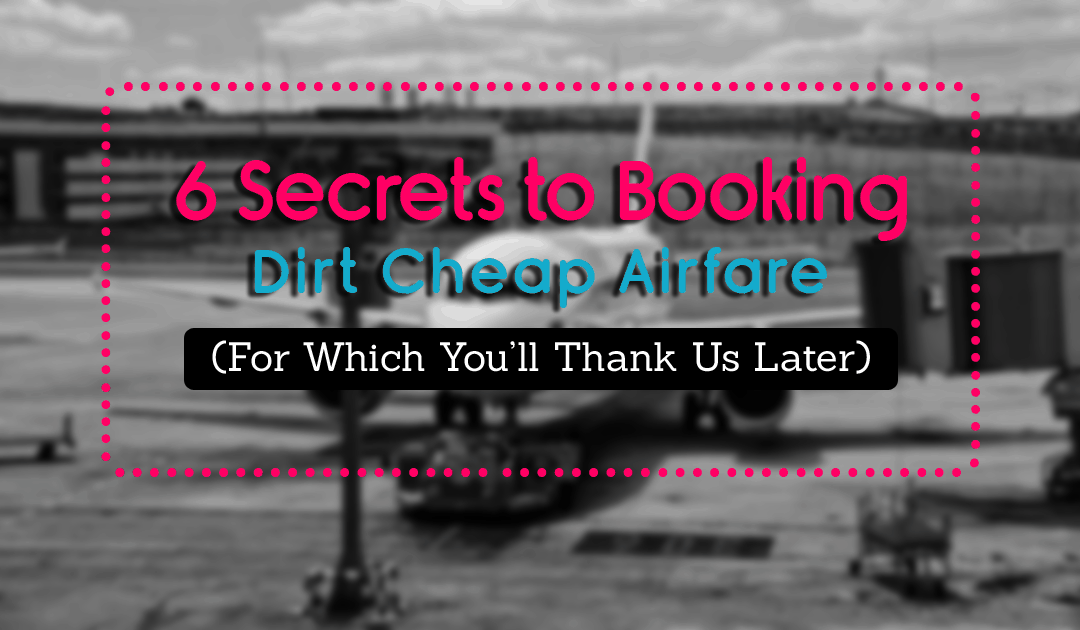 Tips in Booking Cheap Airfare in the Philippines