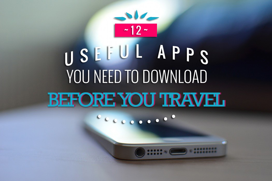 Android Travel Apps