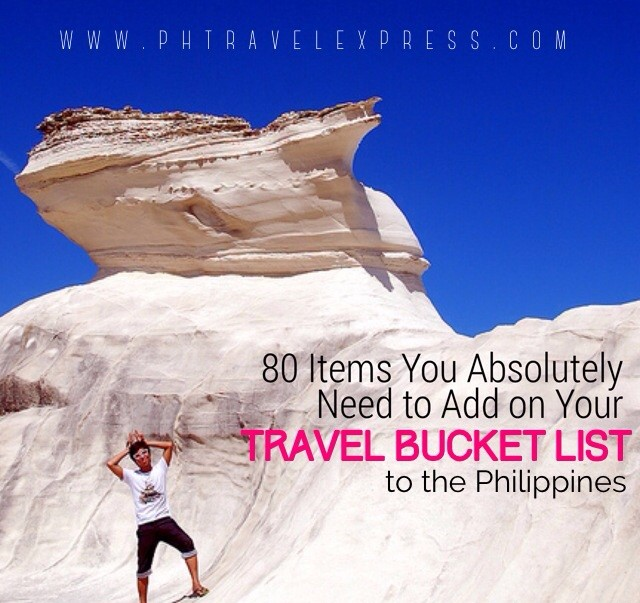 Philippine Bucket List