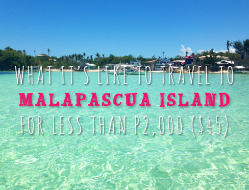 Malapascua Cebu Travel Guide