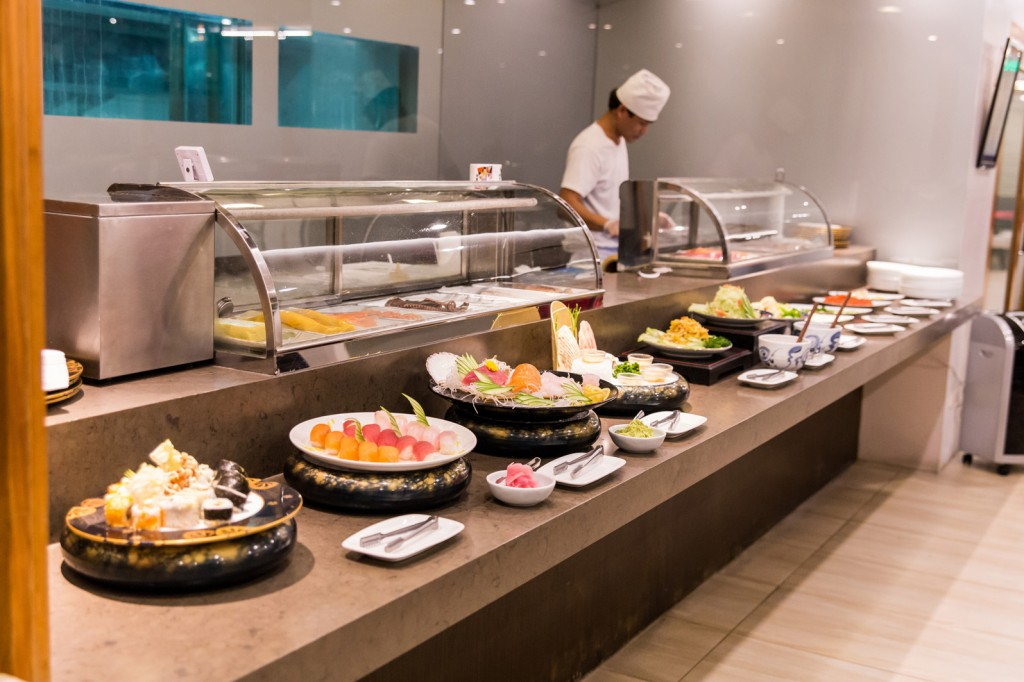 Kitsho buffet Spread