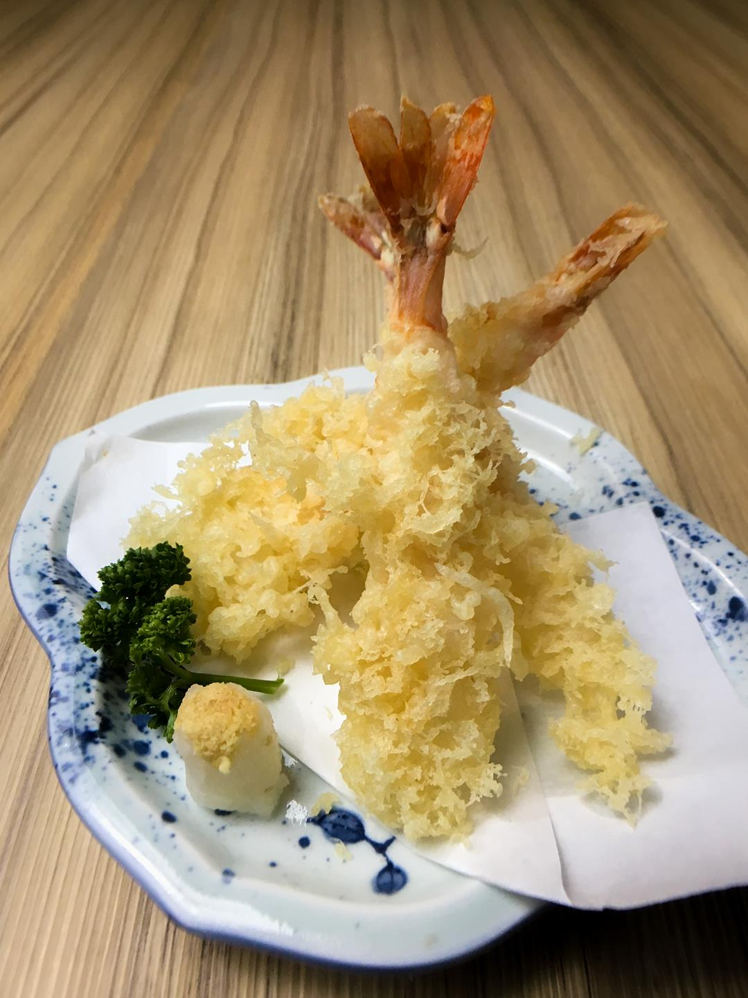 Ebi (shrimp)tempura has remained an all-time favorite amongst Filipino diners.