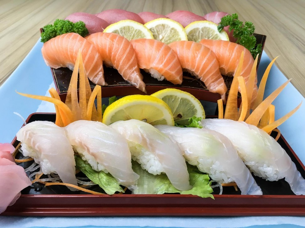 Kitsho makes use of the freshest catch to create the most sumptuous sushi slices.